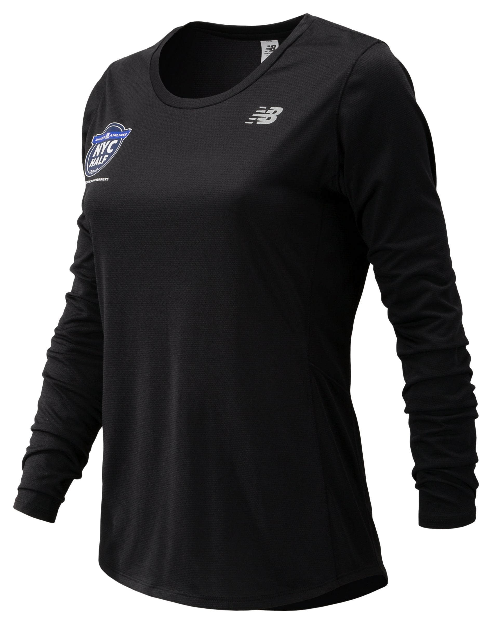 Women's 2018 United NYC Half Training Accelerate Long Sleeve
