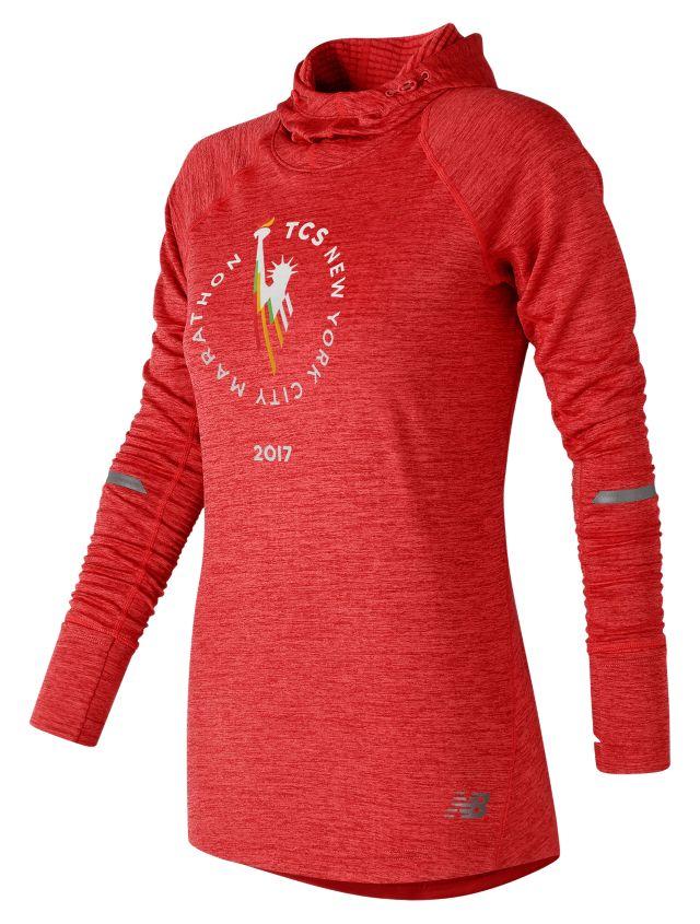 Women's  NYC Marathon NB Heat Hoodie