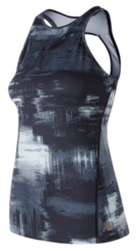 Women's Evolve Open Printed Tank