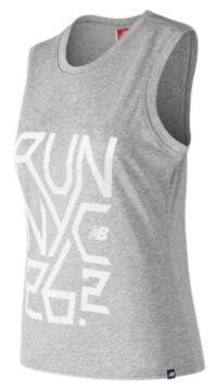 Women's NYC Marathon Essentials Muscle Tank