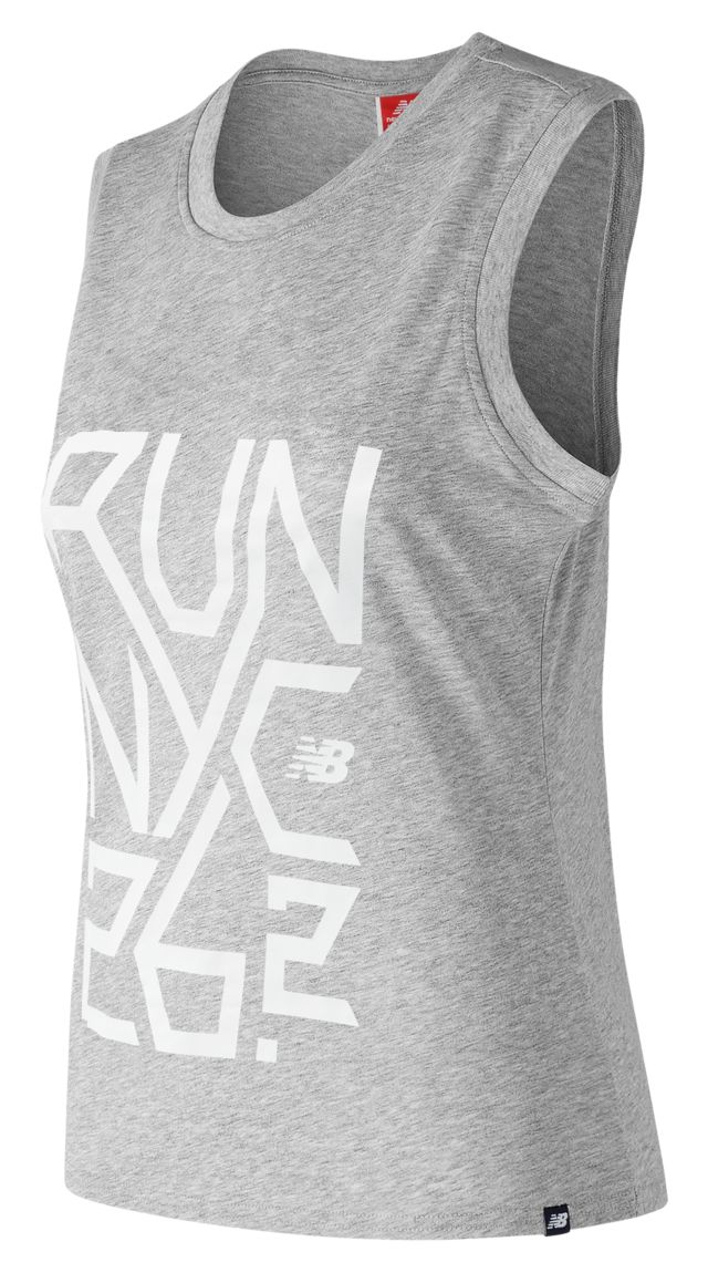 Women's NYC Marathon Essentials Muscle Tank