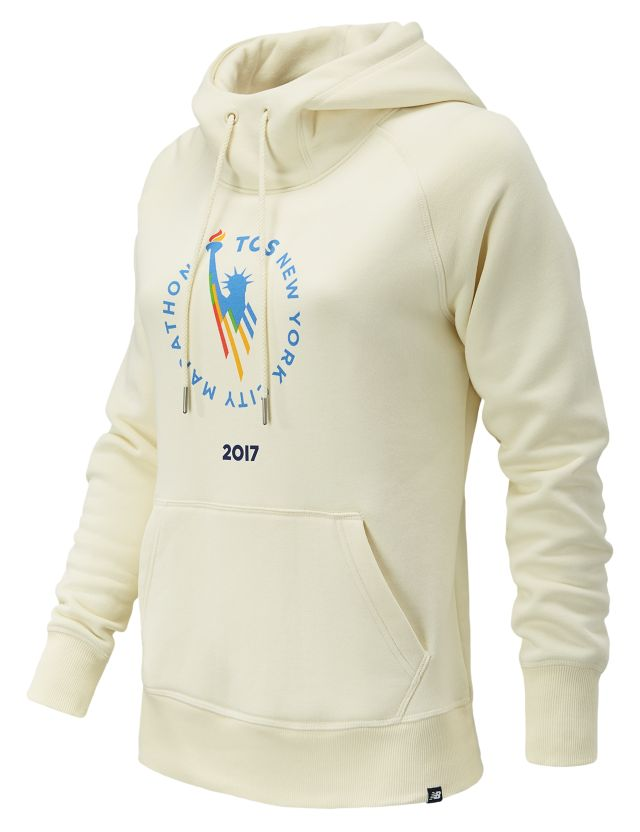 Women's NYC Marathon Essentials Pullover Hoodie