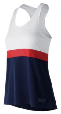Women's NYC Marathon NB Athletics Novelty Tank