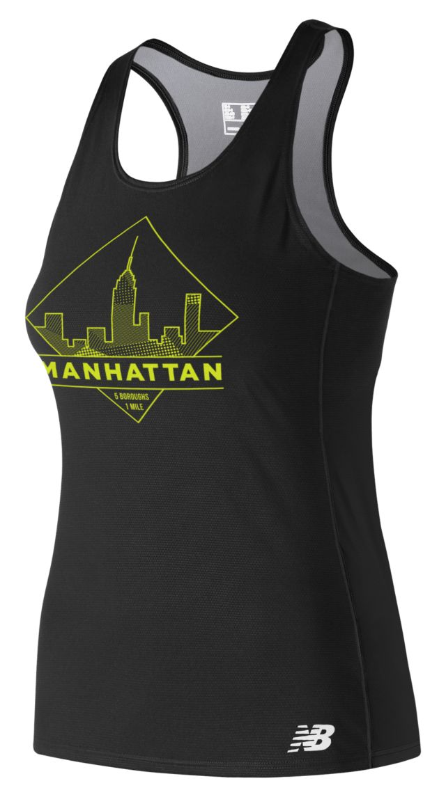 Women's 5th Ave Manhattan Singlet