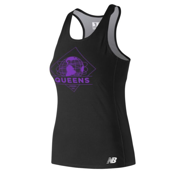 Women's 5th Ave Queens Singlet