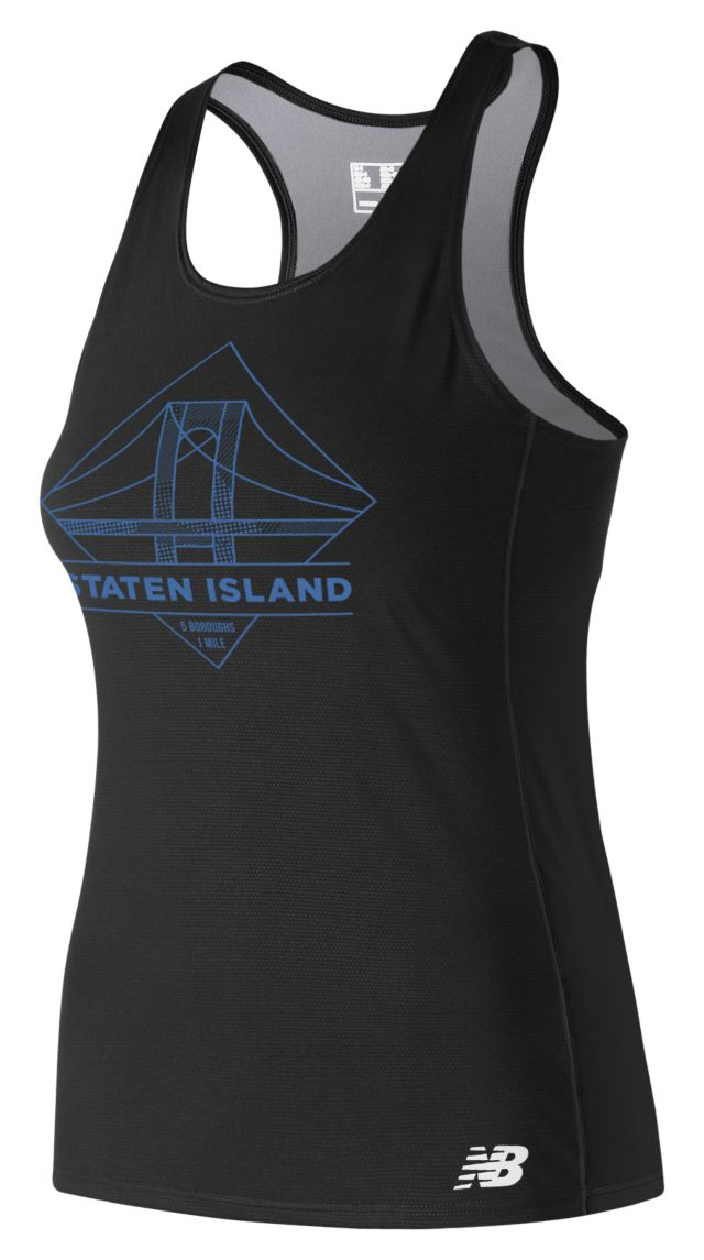 Women's 5th Ave Staten Island Singlet