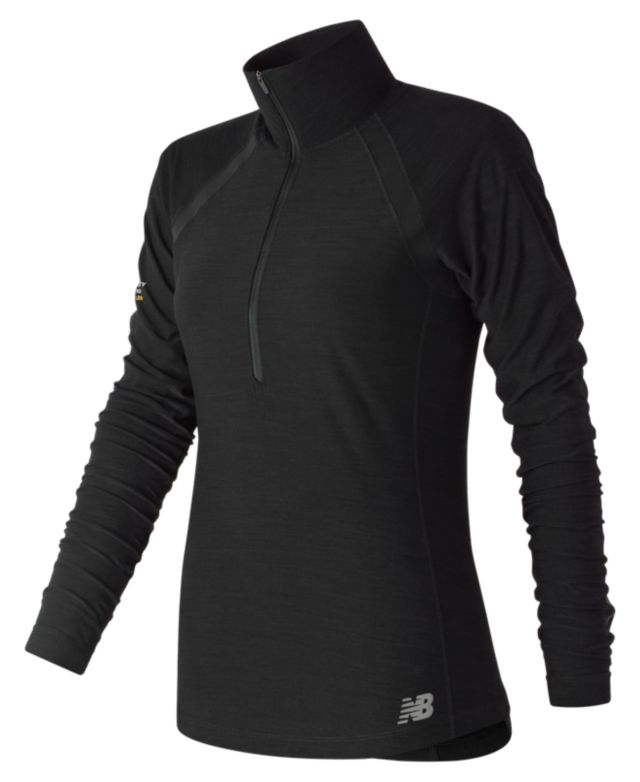 Women's NYC Marathon Anticipate Finisher Half Zip