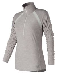 Women's NYC Marathon Anticipate Half Zip
