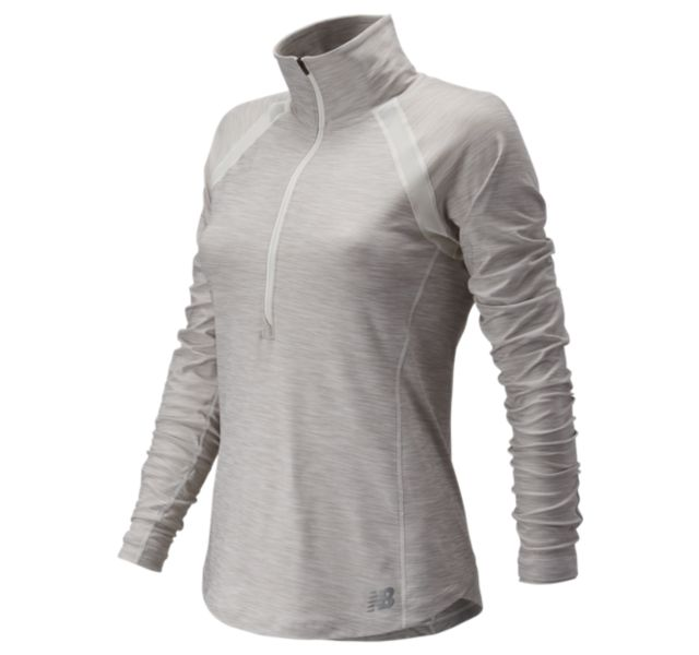Women's 2018 NYC Marathon Anticipate Half Zip