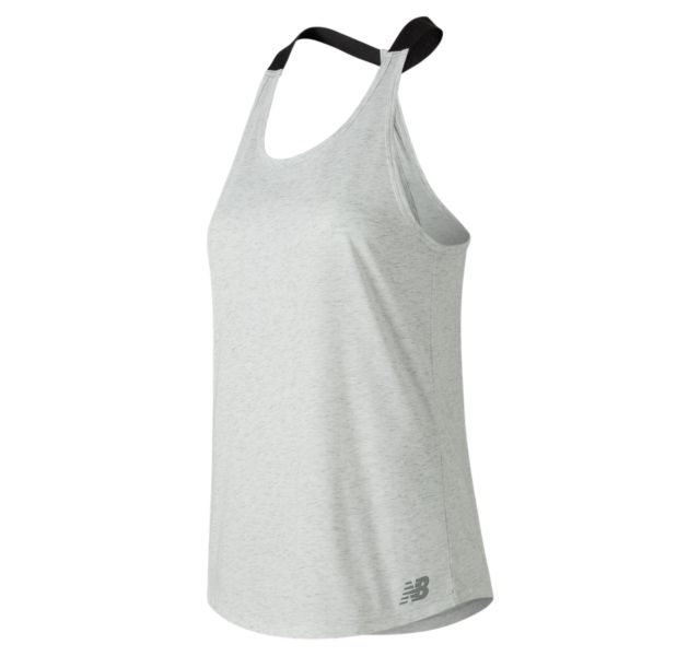 Women's Heather Tech Tank