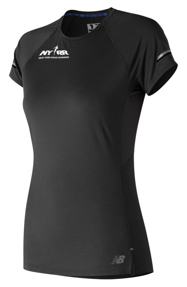 Women's Run for Life Printed  NB Ice 2.0 Short Sleeve