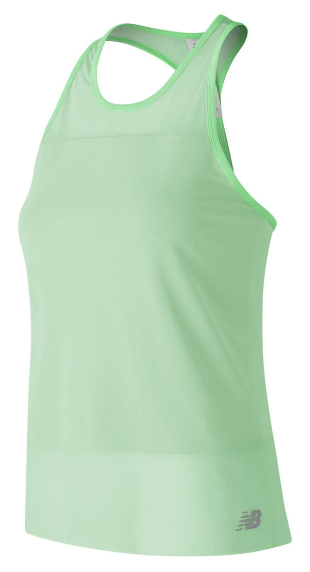 Women's Run 4 Life NB Ice 2.0 Mesh Tank