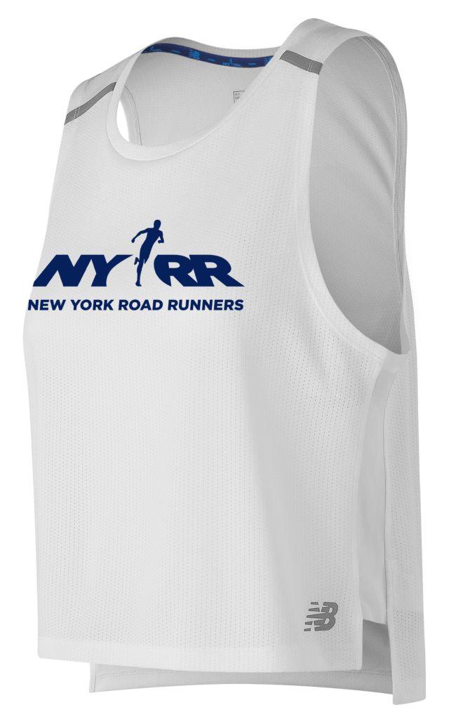 Women's Run 4 Life NB Ice 2.0 Crop Tank