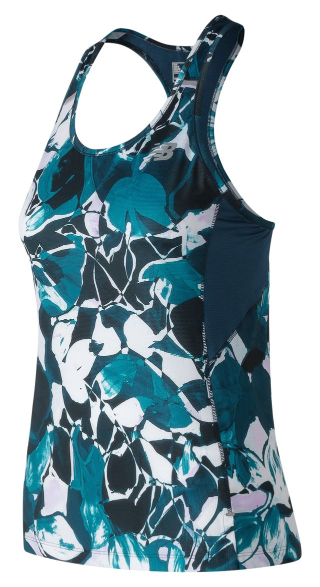 Women's Printed NB Ice 2.0 Tank