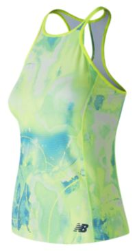 Women's Printed Rally Court Tank