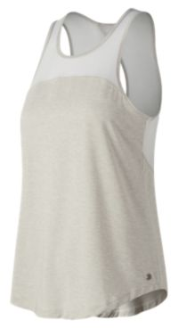 Women's Mesh Layer Tank