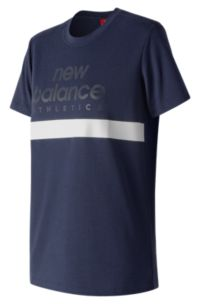 Women's NB Athletics Mesh Tee