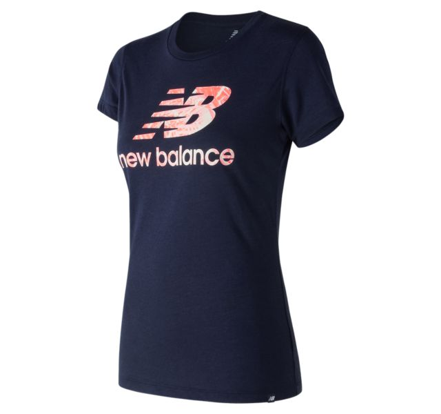 Women's NB Heathered Tee