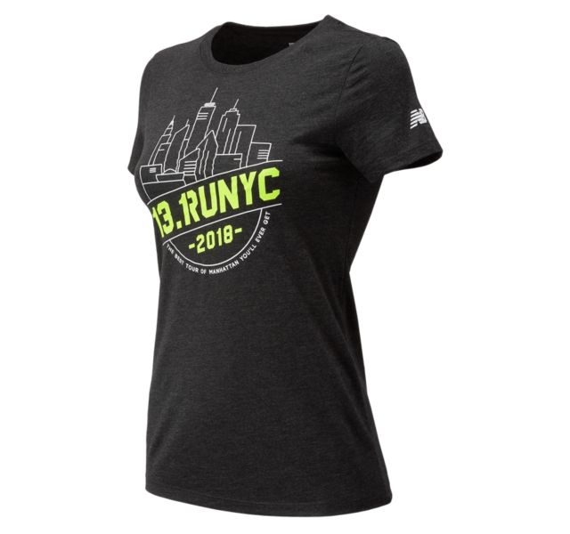 Women's 2018 United Airlines NYC Half Short Sleeve