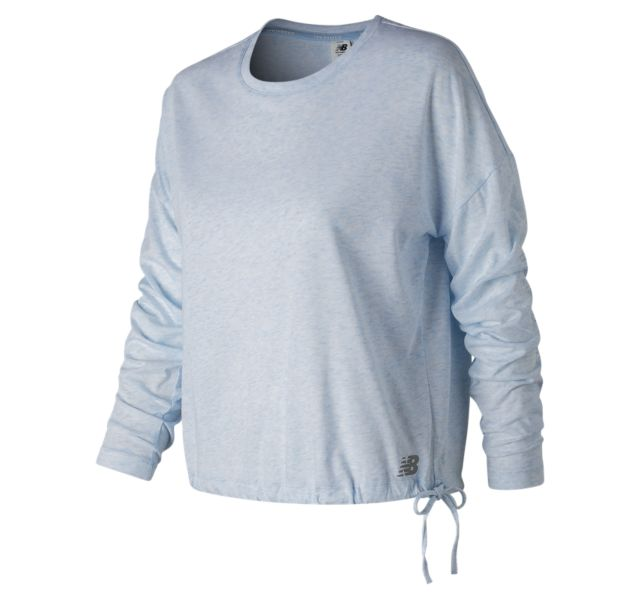 Women's Heather Tech Long Sleeve