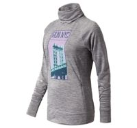 Women's 2019 United Airlines NYC Half Heat Pullover