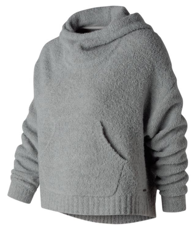 Women's Boucle Cozy Crop