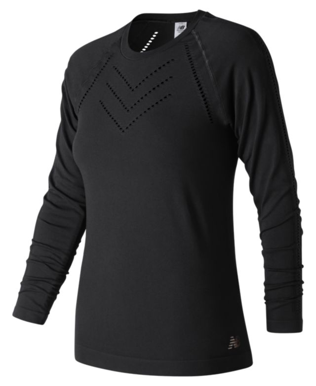 Women's Studio Seamless Long Sleeve
