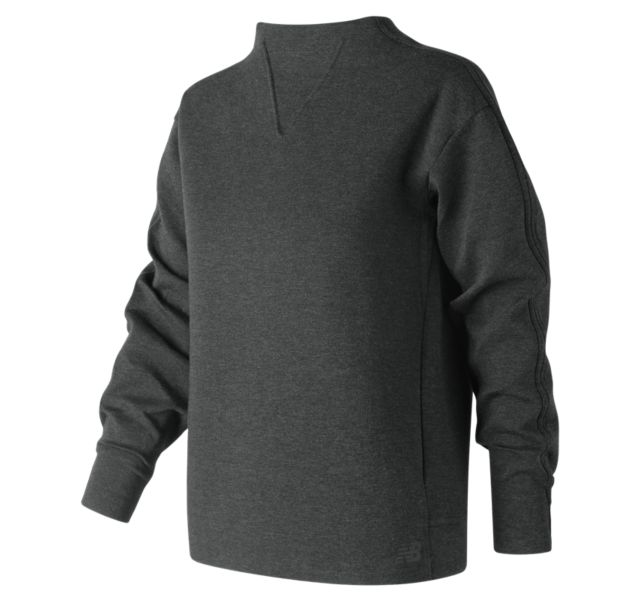 Women's 247 Luxe Funnel Neck Crew