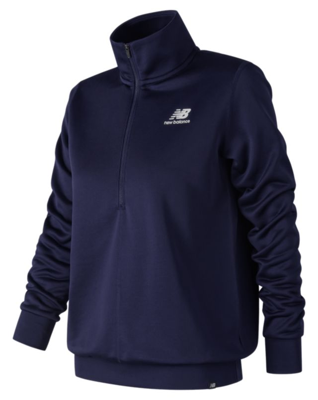 Women's Essentials Half Zip Pullover