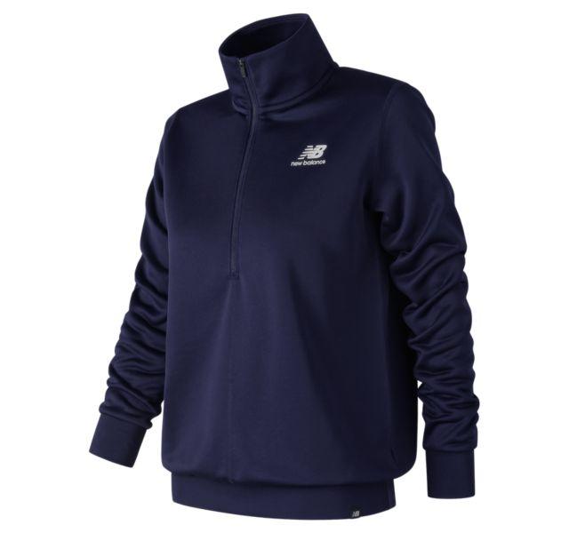Women's Essentials Half Zip Pullover