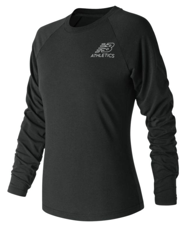 Women's NB Athletics Long Sleeve
