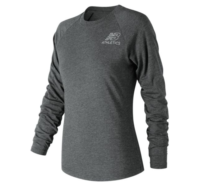 Women's NB Athletics Long Sleeve