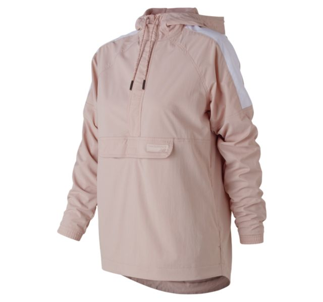 Women's NB Athletics Anorak