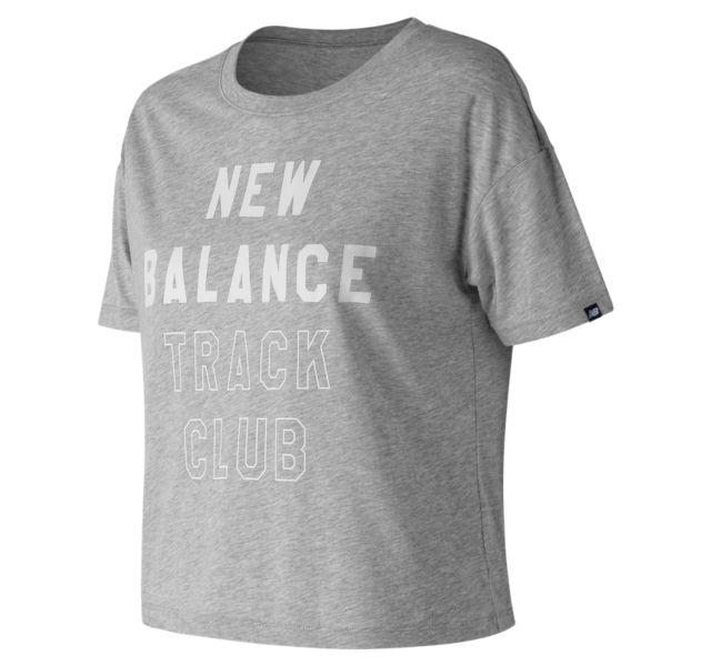 Women's Essentials Track Club Tee
