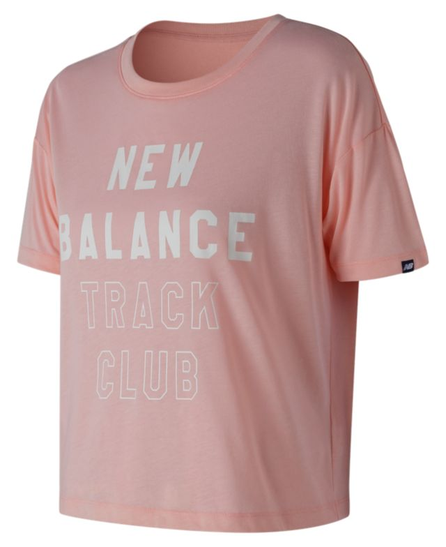 Women's Essentials Track Club Tee