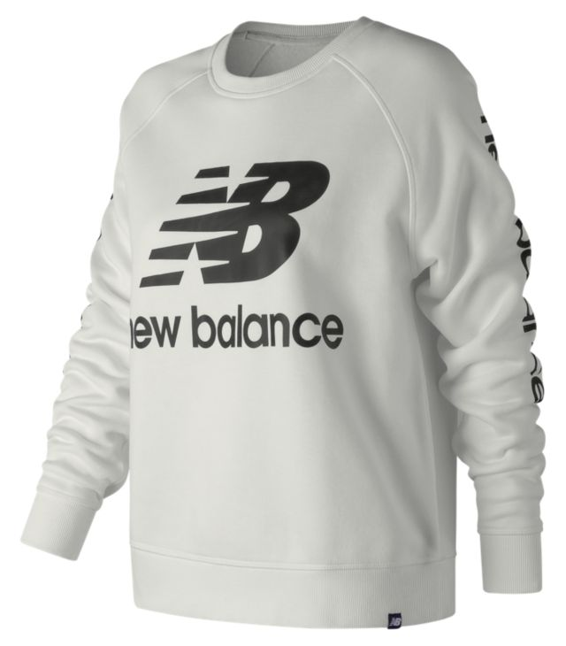 Women's Essentials NB Logo Crew