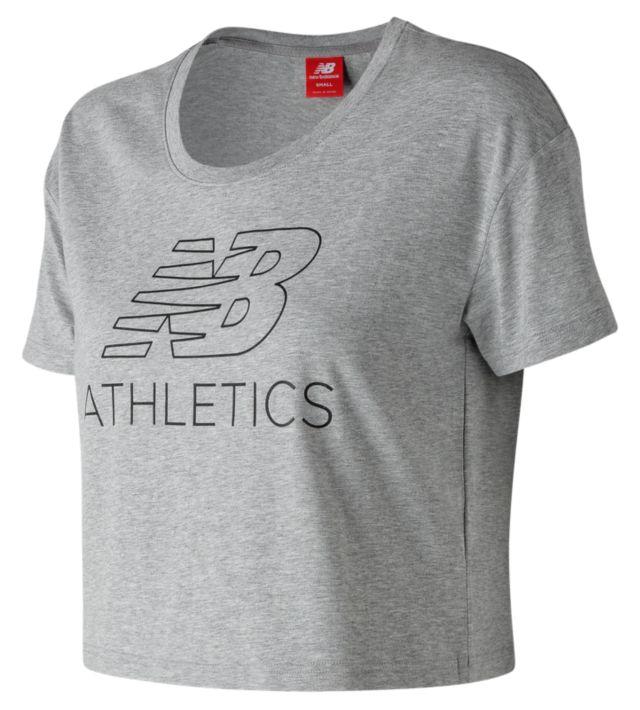 Women's NB Athletics Cropped Tee