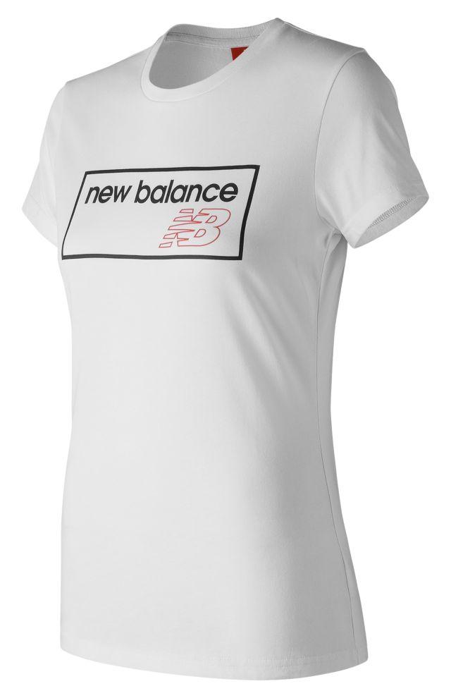 Women's NB Athletics Tee