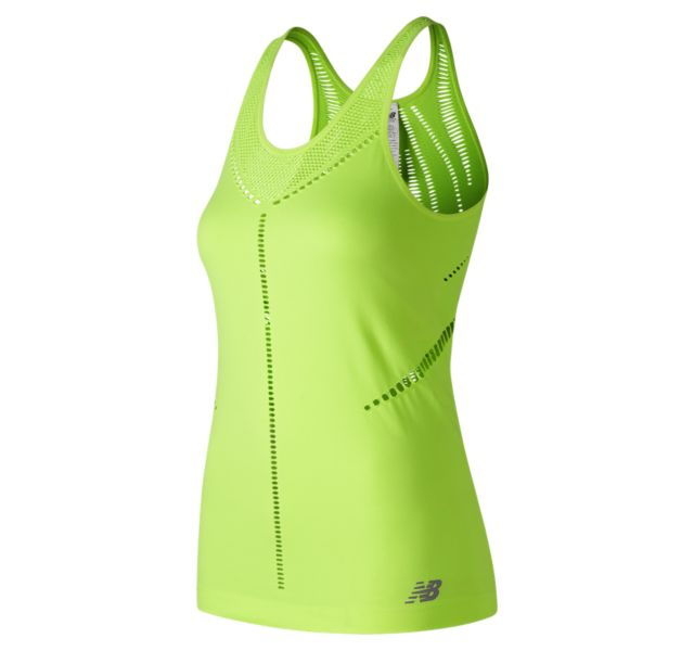 Women's Stretch Mesh Tank