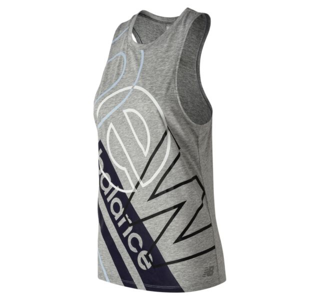 Women's Relentless Graphic Tank