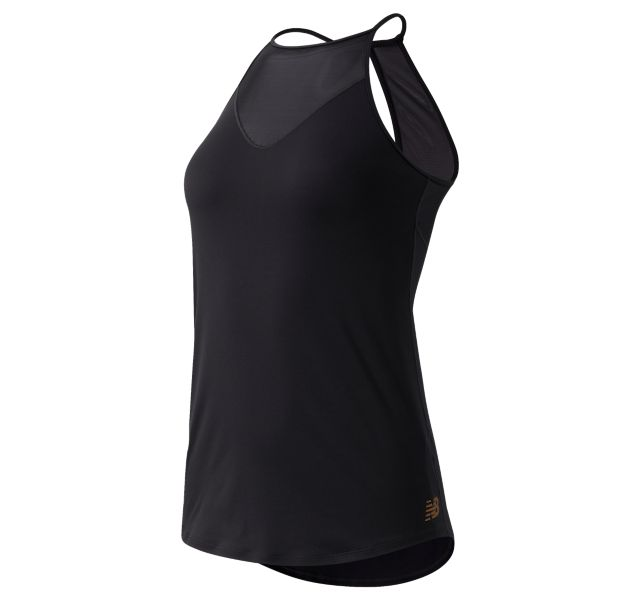New Balance Women's Captivate Keyhole Tank