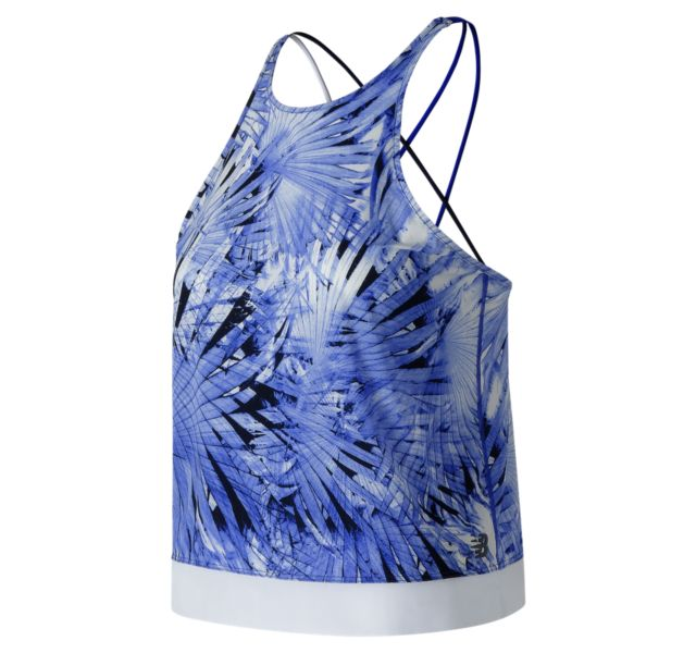Women's Printed Feel The Cool Tank