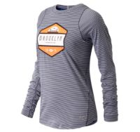 Women's Brooklyn Half Seasonless Long Sleeve