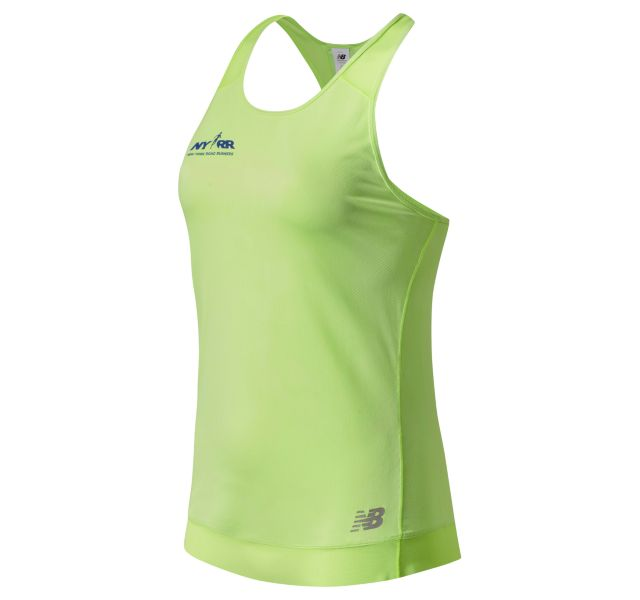 Women's Run 4 Life Q Speed Breathe Tank