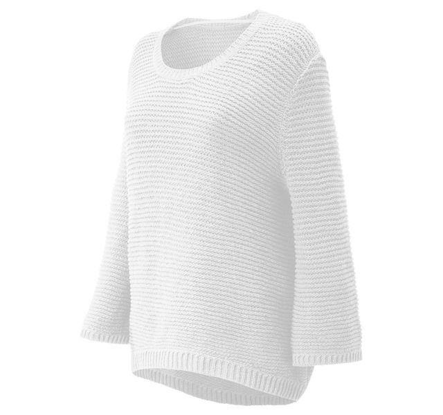 Women's Studio Open Stitch Sweater