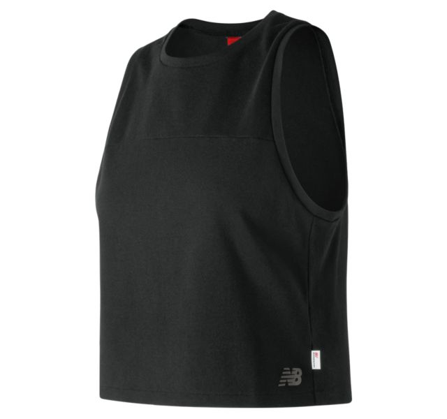 Women's NB Athletics Select Cropped Tank