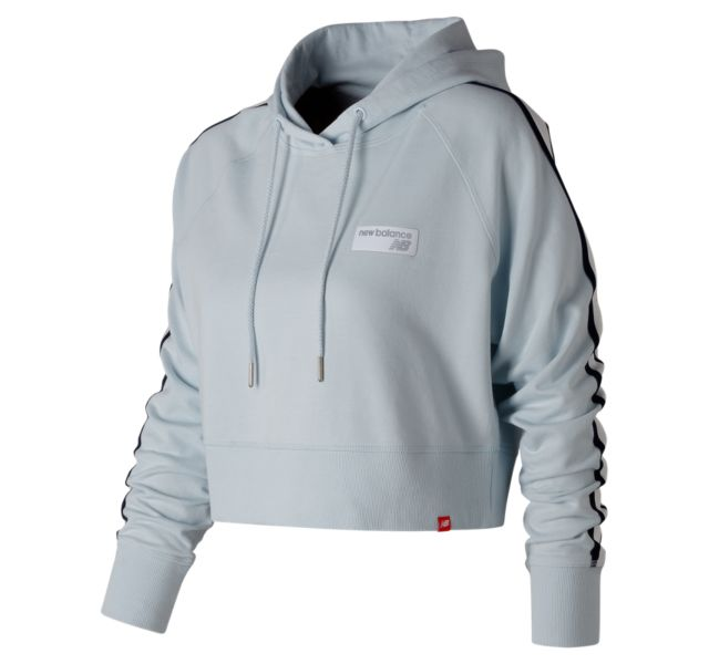 Women's NB Athletics Cropped Hoodie