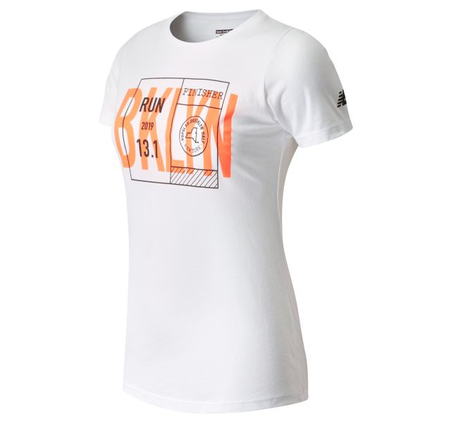 Women's Brooklyn Half Finisher Short Sleeve