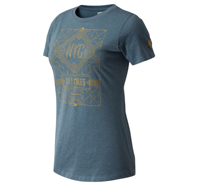 Women's United Airlines Half 2019 Short Sleeve