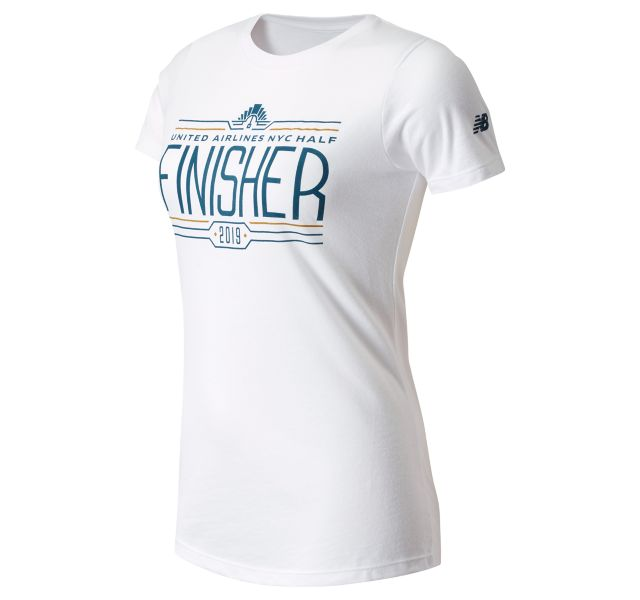 Women's United Airlines Half Finisher Short Sleeve